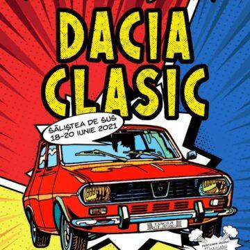 Întâlnire Dacia Clasic în Maramureș