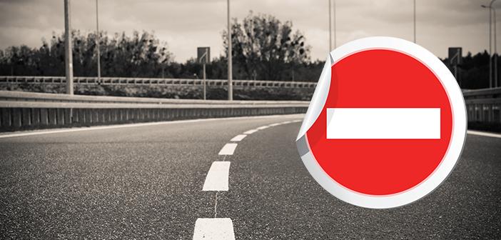 Restricții de circulație sectorul de drum județean DJ 193 Ardusat – Hideaga