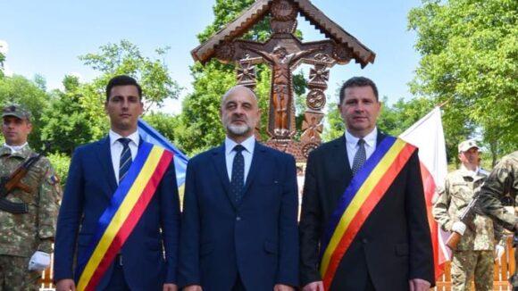 VIDEO | Ionel Bogdan: Recunoștință poporului polonez cu ocazia împlinirii a 100 de ani de relații militare internaționale româno-polone