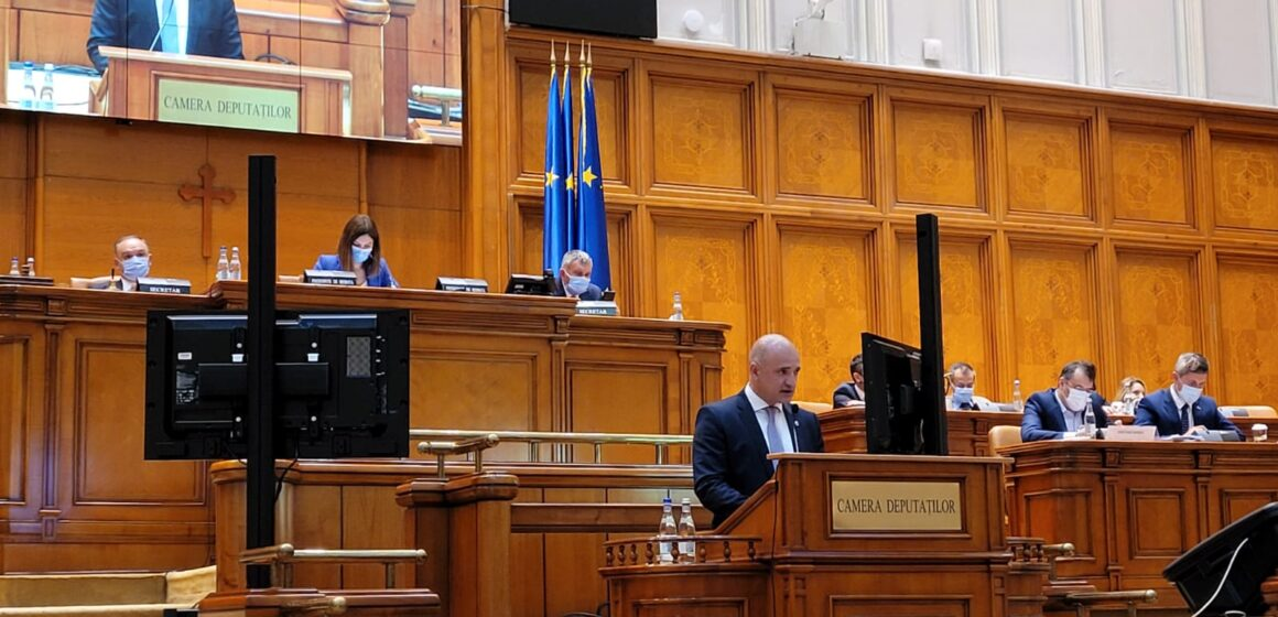 Deputatul PNL Călin Bota: PSD este groparul proiectelor cu fonduri europene în România