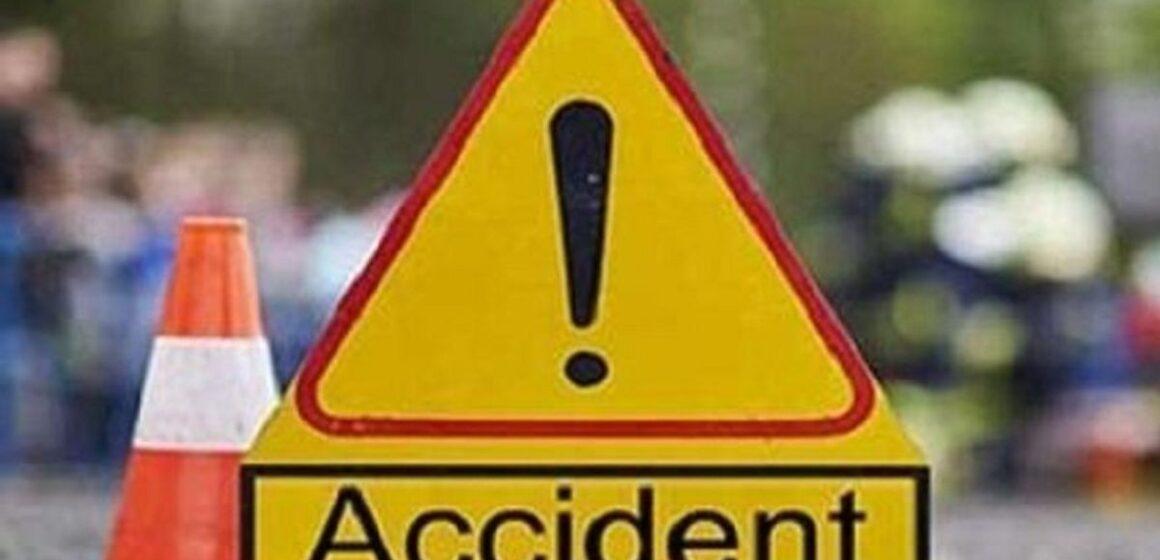 Copil de un an rănit într-un accident