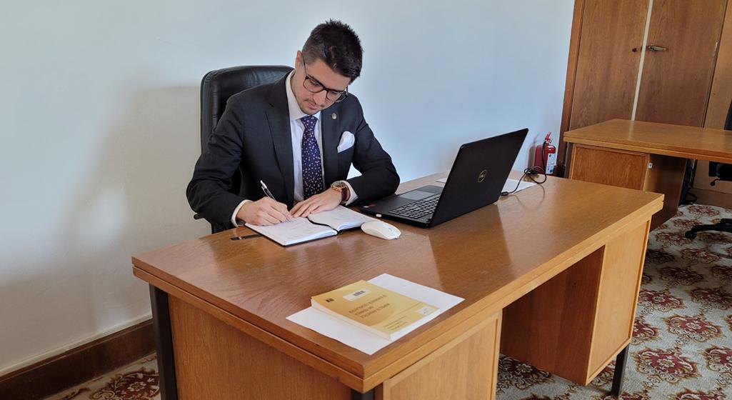 VIDEO   Brian Cristian, deputat USR PLUS, presiuni la Ministerul Tineretului și Sportului pentru investiții în bazele sportive din Baia Mare