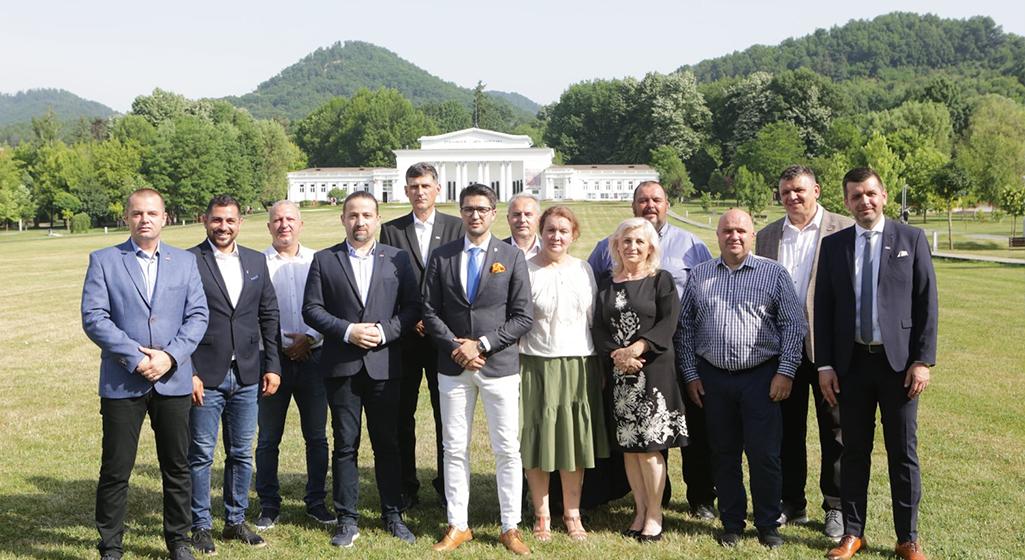 """USR PLUS Baia Mare are o nouă conducere. Deputatul Brian Cristian, noul președinte: """"Vom duce filiala mai aproape de oameni!"""""""