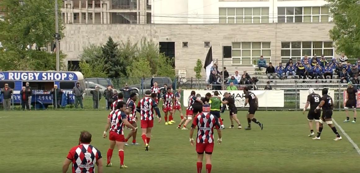 VIDEO | Ştiinţa Baia Mare a învins-o pe CSA Steaua cu scorul de 23-18
