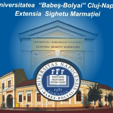 VIDEO | Facultatea de Psihologie și Știinte ale Educației – Extensia Sighet, din cadrul UBB, se pregătește pentru admiterea noilor studenți