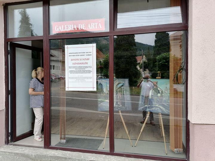 Se deschide prima Galerie de Artă în Baia Sprie