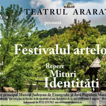 "Festivalul ""Repere, mituri, identități"", ediția a V-a"