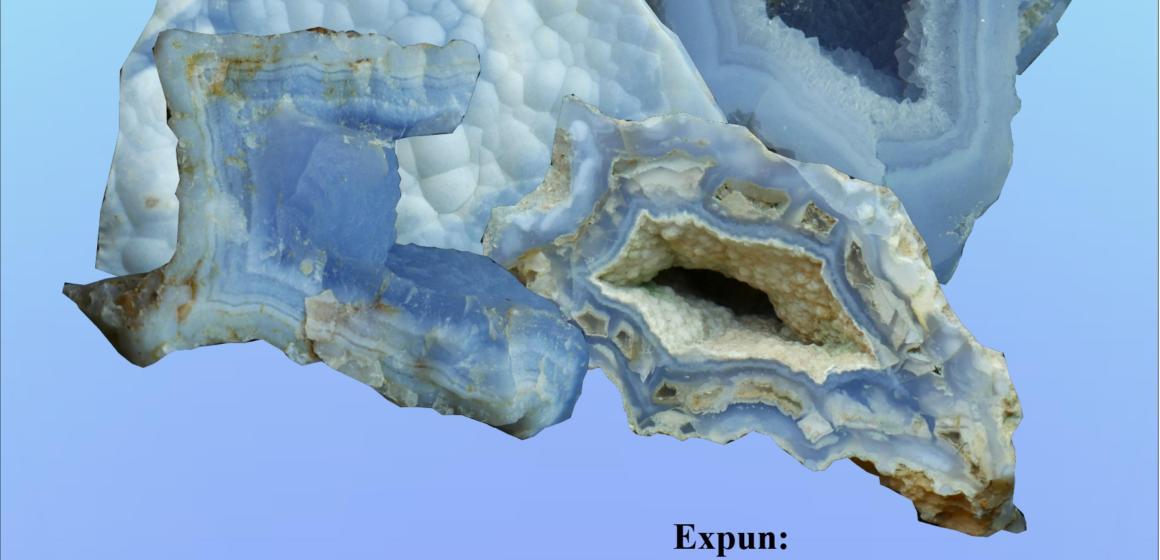 Calcedonia de Trestia – o expoziție impresionantă la Muzeul Județean de Mineralogie