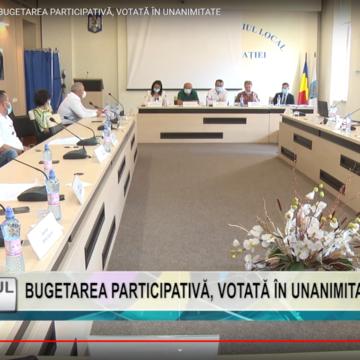 REPORTAJUL ZILEI LA TV SIGHET | Proiectul de hotărâre privind bugetarea participativă în Sighetu Marmației a fost votată în unanimitate