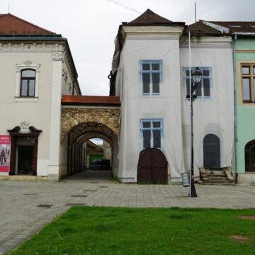 Casa Hunedoara (Casa Elisabeta) – cea mai veche clădire din Baia Mare