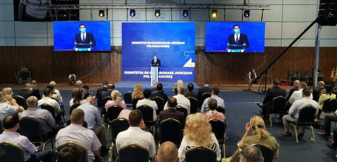 Reportajul zilei | Ionel Bogdan, reales președinte al PNL Maramureș