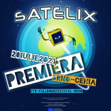 SATELIX – spectacol pe cer