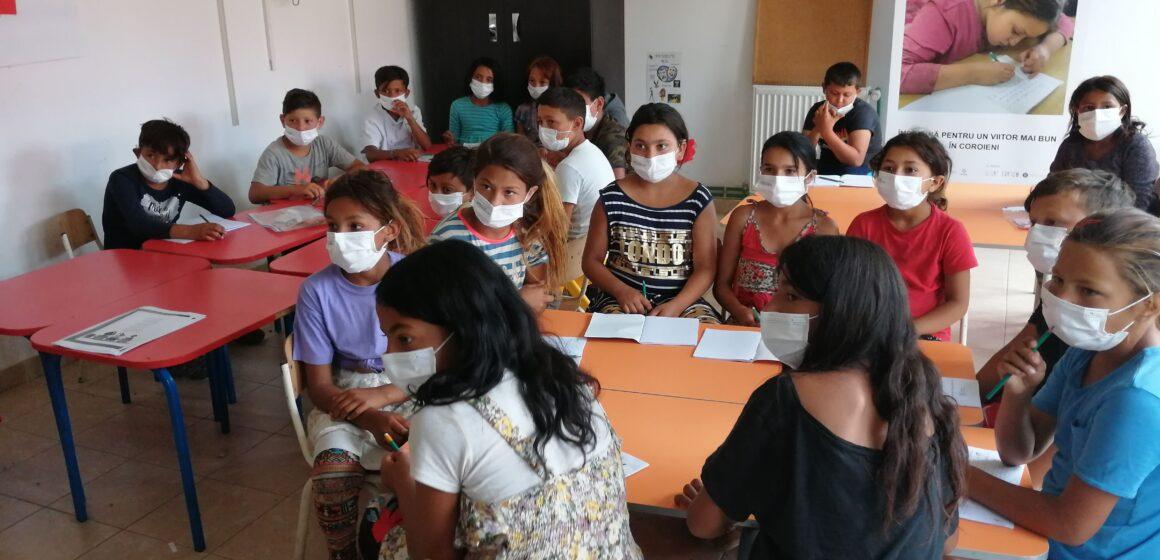 ABC în educație și sănătate la Ponorâta