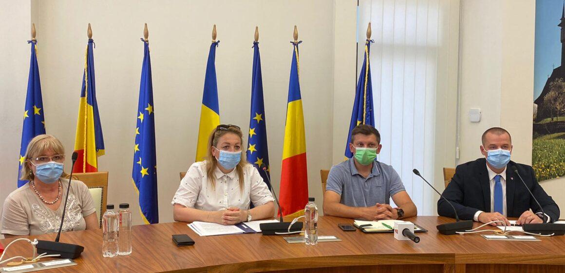 """În calitate de partener lider, Consiliul Județean Maramureș a organizat  întâlnirea  de lansare a proiectului  """"ALTHERA- Alternative Therapies in Maramureș and Ivano-Frankivsk"""""""
