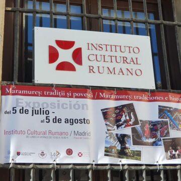 """Expoziția """"Maramureș: Tradiții și povești"""" este inaugurată astăzi la sediul Institutului Cultural din Madrid"""