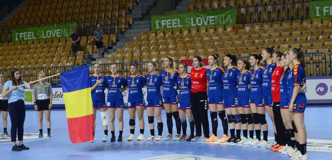 România a încheiat pe locul 5 Campionatul European U19