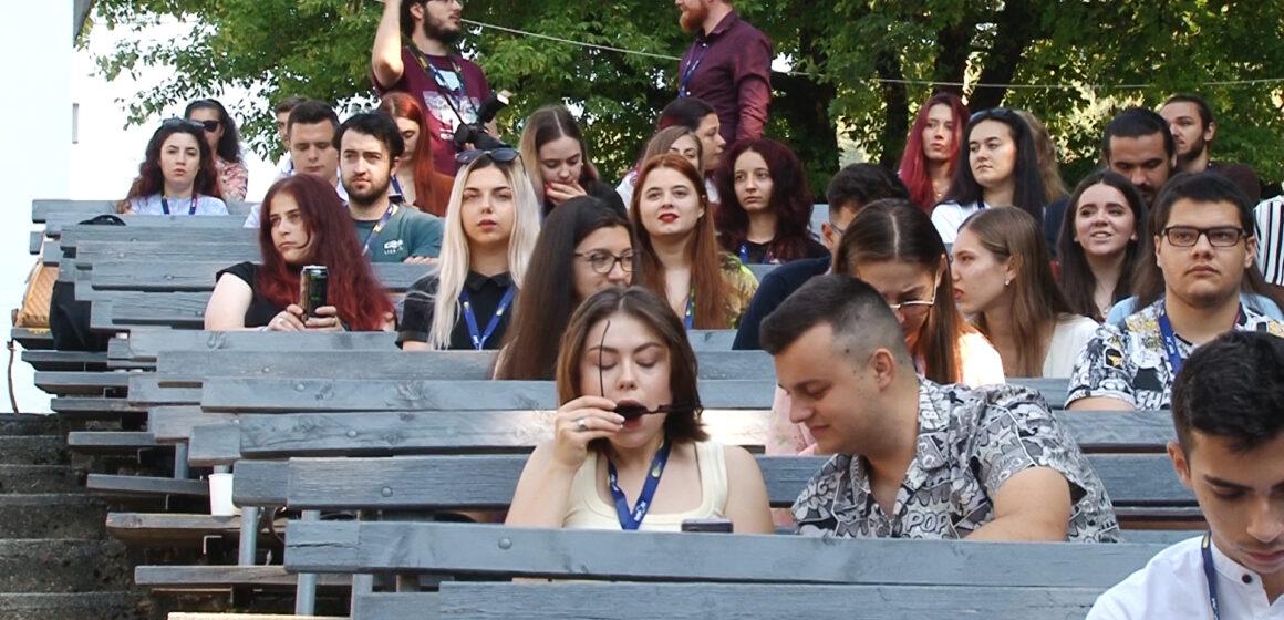 Video   Festivitatea de deschiderea Forumului Organizațiilor Studențești din România la Baia Mare