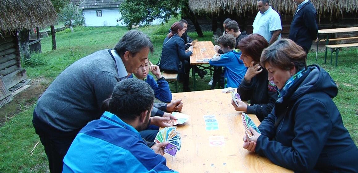 Video   Muzicando , joc pentru educația tinerilor creat în Maramureș