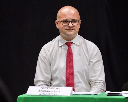 A fost desemnat președintele executiv al UDMR Maramureșul Istoric