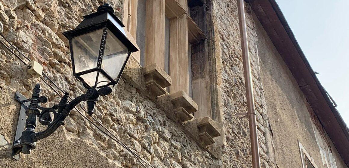 Foto   Ferestre medievale reabilitate la Casa Elisabeta din Baia Mare