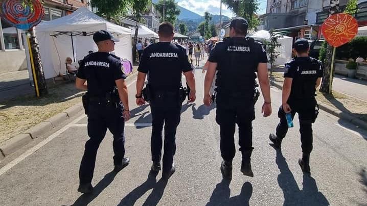 Video   Jandarmii maramureşeni la datorie la evenimentele din acest sfârșit de săptămână