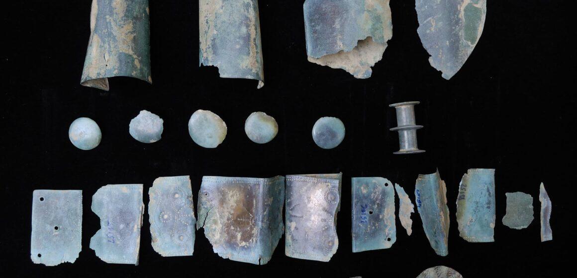 Foto   Piese și fragmente din epoca bronzului descoperită în raza orașului Sighetu Marmației