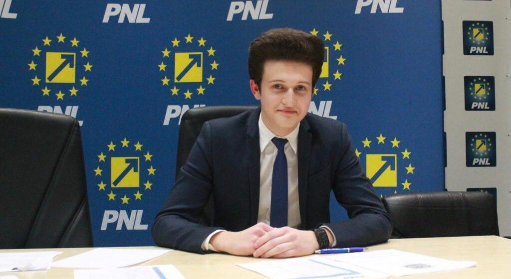 Liberalul maramureșean Antonio Chelba a câștigat astăzi alegerile pentru președinția Clubului Elevilor Liberali