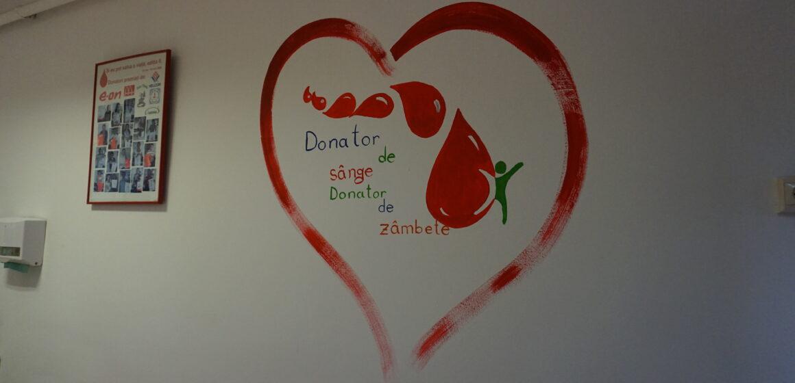 Video | Centrul de Transfuzie Sanguină Maramureș se confruntă cu lipsa donatorilor