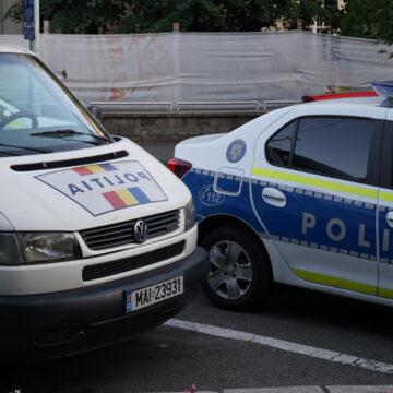 Dosare penale întocmite în acest sfârșit de săptămână pentru infracțiuni rutiere