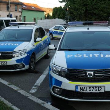 Tânăr de 27 de ani identificat de polițiști după ce a sustras un autoturism