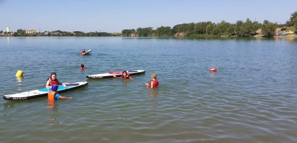 Copiii din casele de tip familial din Baia Mare în vacanță la Iojib