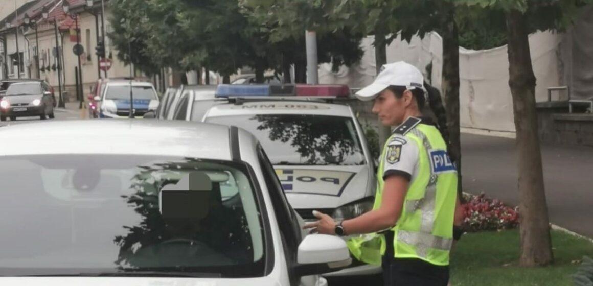 Video   Semnal de alarmă tras de polițiștii maramureșeni privind respectarea regulilor de circulație