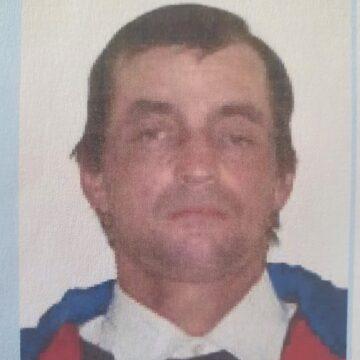 Bărbat dispărut din comuna Cernești
