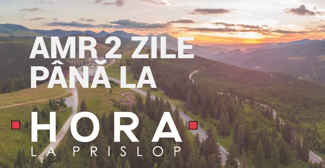 Consiliul Județean Maramureș invită maramureșenii la HORA LA PRISLOP