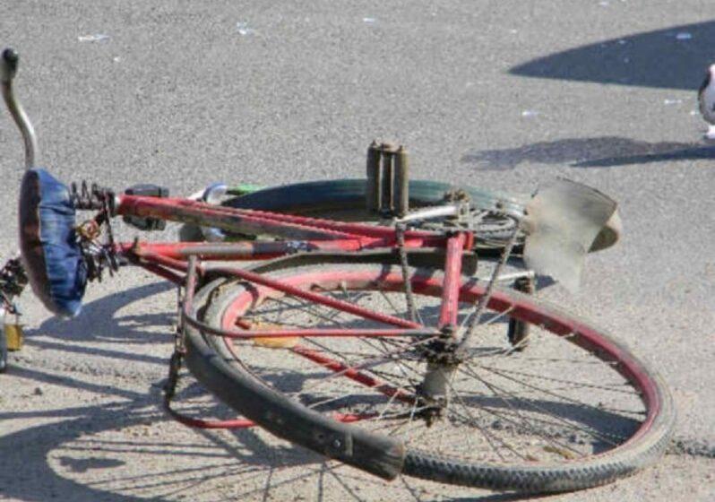Un tânăr din Baia Mare a accidentat un biciclist, el a fost internat în spital