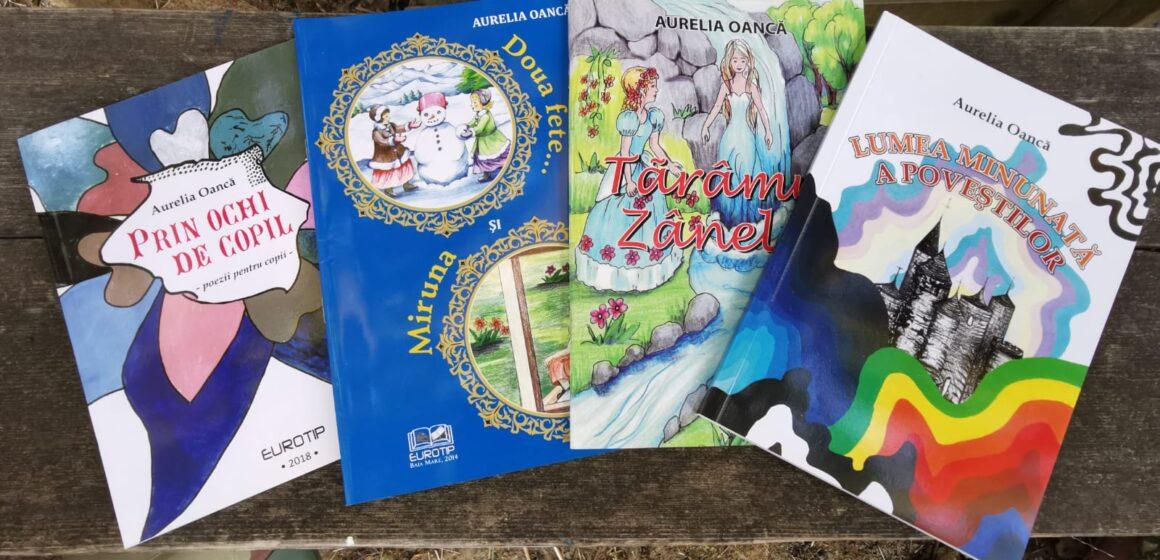 Video | Patru cărți pentru copii lansate în aceeași zi