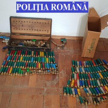 Patru percheziții domiciliare desfășurate în Borșa