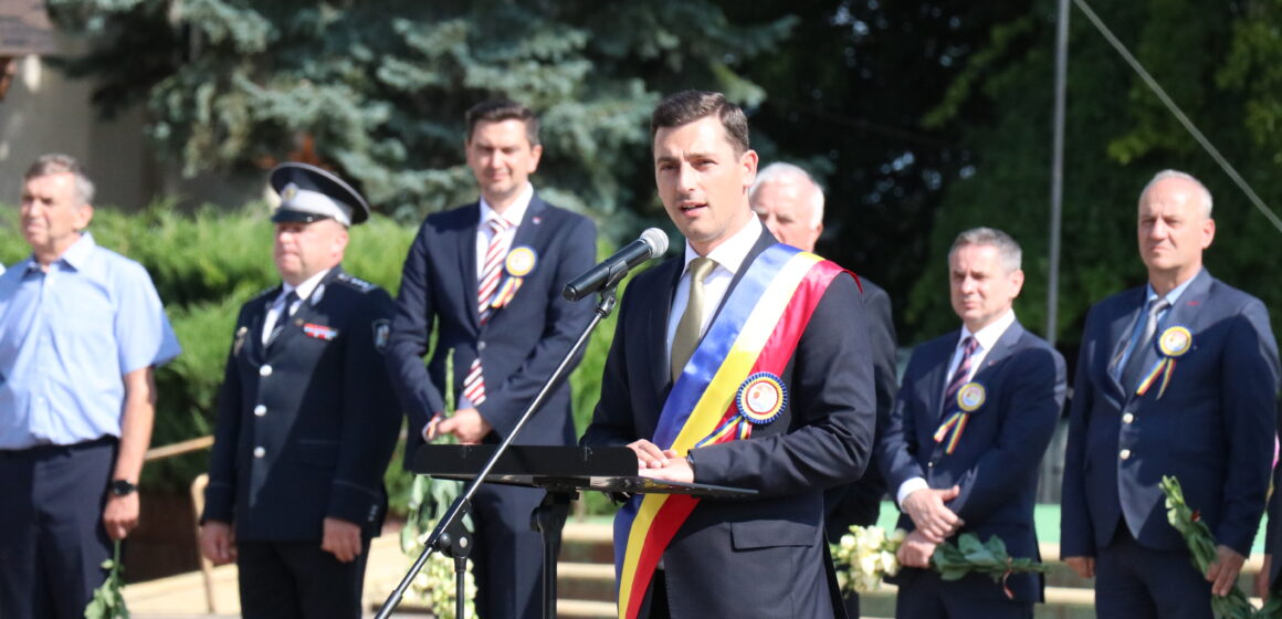 Delegație a Consiliului Județean Maramureș – vizită în Republica Moldova cu ocazia celebrării a 30 de ani de independență