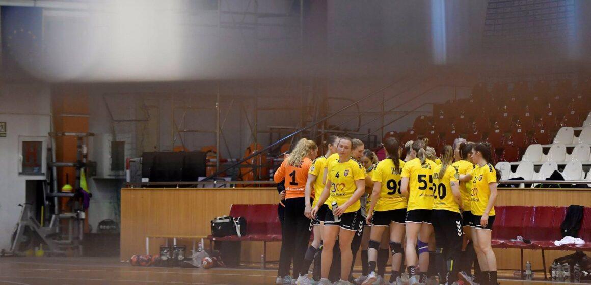 CS Minaur, învinsă în primul meci al turneului de la Zalău