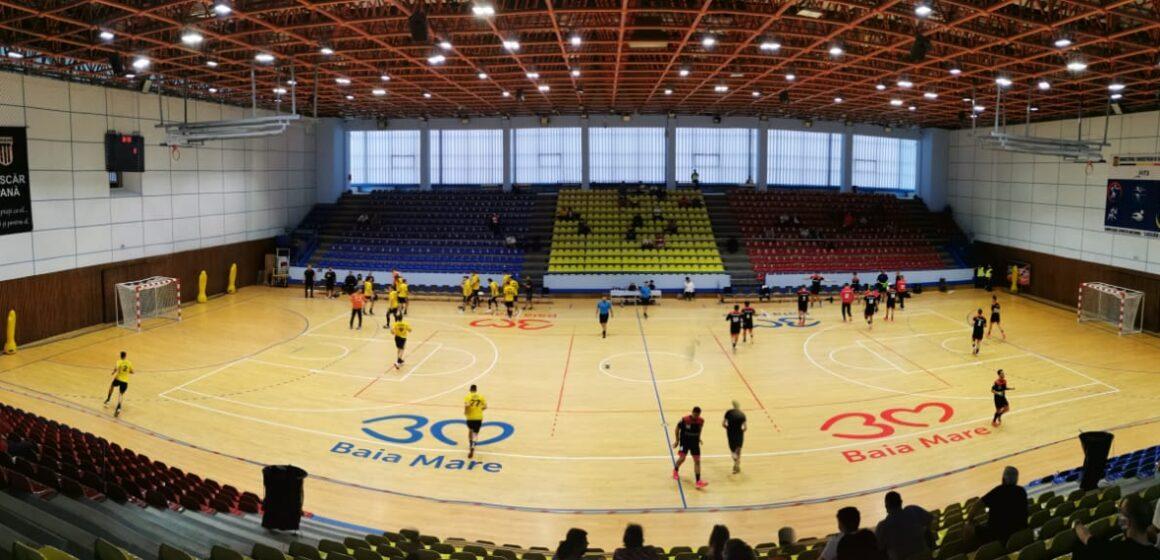 CS Minaur a pierdut la un gol primul meci al turneului amical din Baia Mare