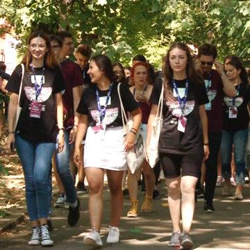 Video   Protestul Alianței Naționale a Organizațiilor Studențești din România în Baia Mare