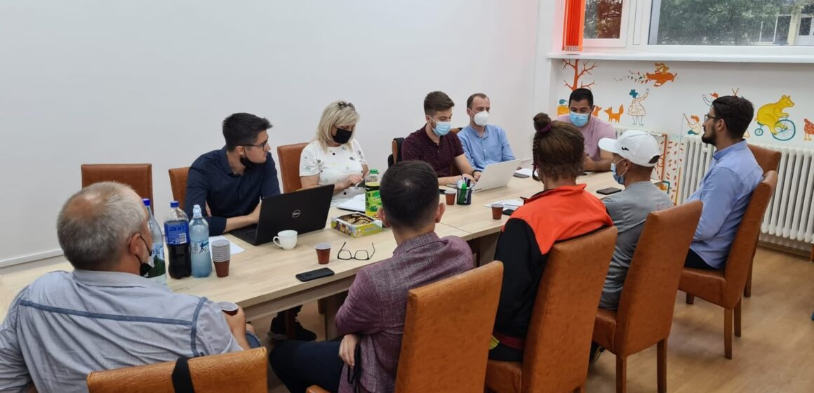 Deputatul USR PLUS Brian Cristian a convocat prima ședință a Grupului de lucru pentru sportul maramureșean