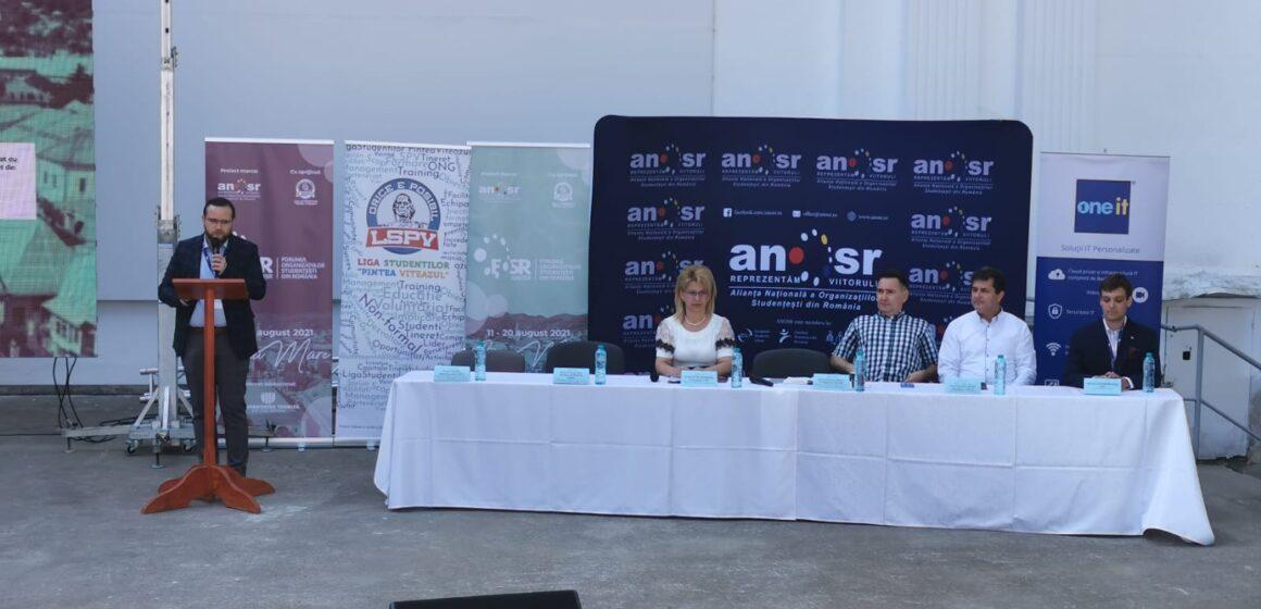 Video   Forumul Organizațiilor Studențești din România, în Baia Mare