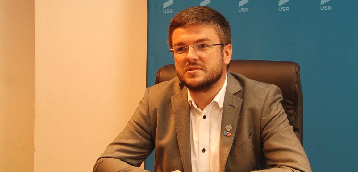 Video   Irineu Darău, candidatul la președinția USR-PLUS, și-a început campania pe meleagurile natale