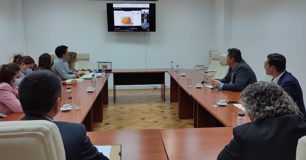 Întâlnire de lucru la Ministerul Transporturilor pe tema drumului expres Baia Mare-Satu Mare