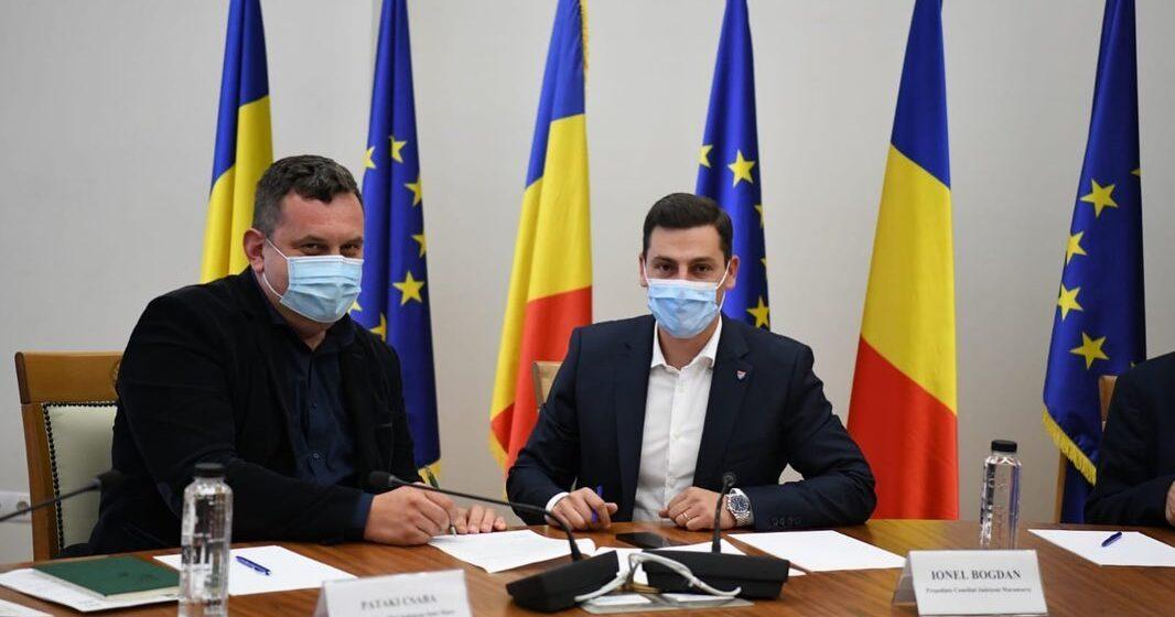 Un pas important pentru drumul expres Baia Mare – Satu Mare