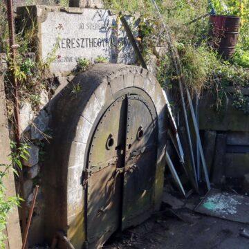 Se fac eforturi pentru salvarea și restaurarea intrării în mina Dealul Crucii din Baia Mare