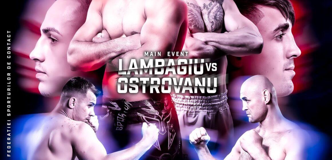 Video | Băimăreanul Florin Cardoș revine în ring pe 22 septembrie. Cine mai luptă în gala Dynamite Fighting Show