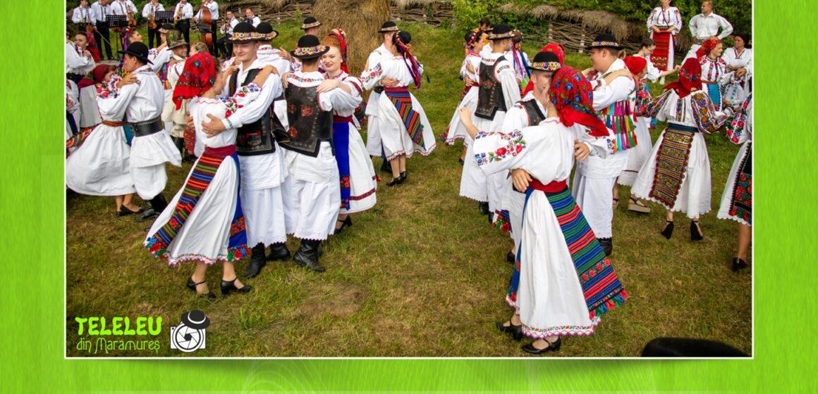 Eveniment tradițional la Suciu de Sus – Joc în sat