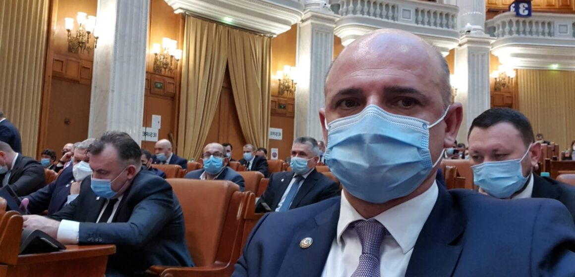 Deputatul PNL Călin Bota: Planul Național de Redresare și Reziliență – o șansă unică pentru dezvoltarea și modernizarea României